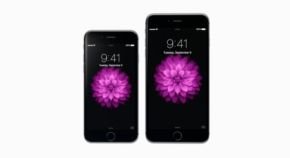Τα νέα iPhone 6 & iPhone 6 Plus